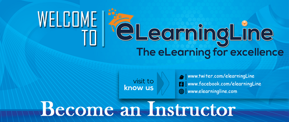 Become Instructor Elearning Line